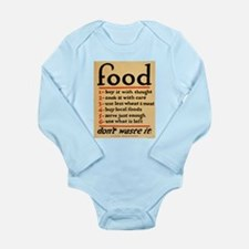 Food poster Body Suit