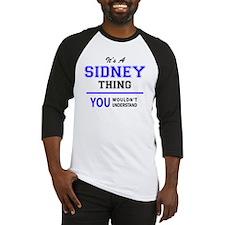 Unique Sidney Baseball Jersey