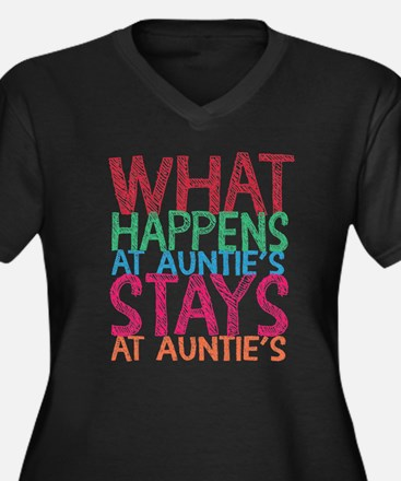What Happens Plus Size T-Shirt