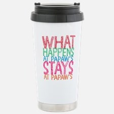 What Happens Travel Mug