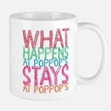 What Happens Poppop's Mugs