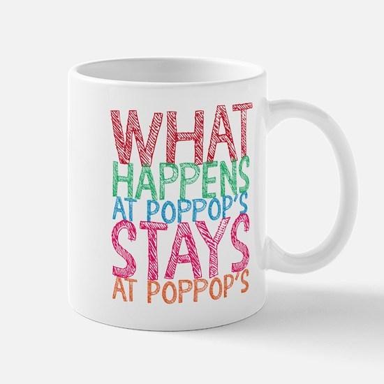 What Happens Poppop's Mugs
