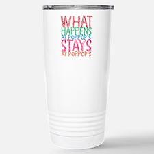 What Happens Poppop's Stainless Steel Travel Mug