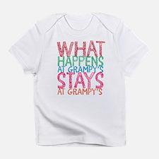 What Happens Infant T-Shirt