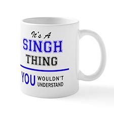 Unique Singh Mug