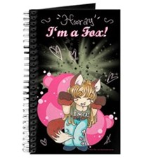Hooray! I'm a Fox! Journal