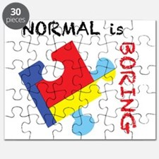 Normal is Boring Puzzle