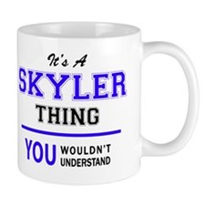Cute Skyler Mug