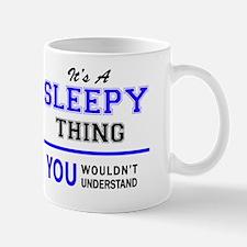 Cute You sleepy Mug