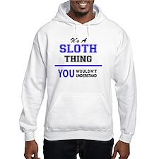 Cute Sloth Hoodie Sweatshirt