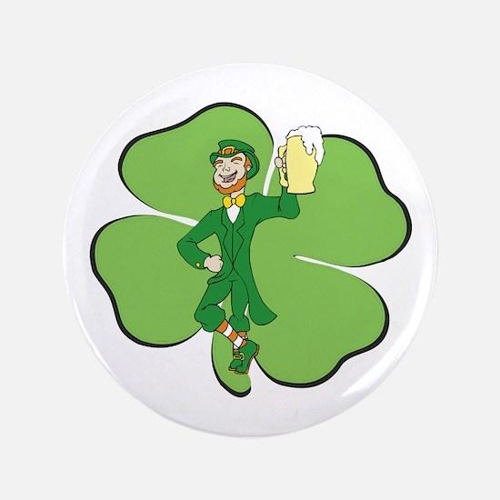 "Irishman 3.5"" Button"