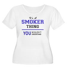 Cute Smoker T-Shirt
