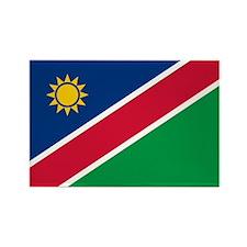Namibia Flag Rectangle Magnet