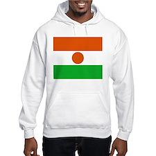 Niger Flag Hoodie