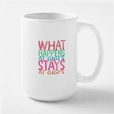 What Happens at Gigi's Mugs