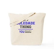 Unique Soledad Tote Bag