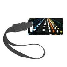In The Studio by Stoned Dreams Luggage Tag