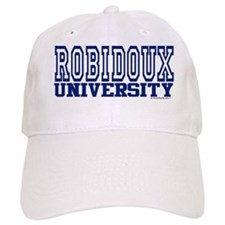 ROBIDOUX University Cap