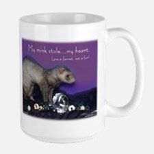 Ferret Fur Mug