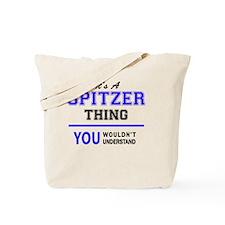 Cute Spitzer Tote Bag
