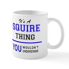 Funny Squire Mug