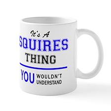Cute Squire Mug