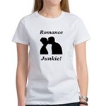Romance Junkie Women's T-Shirt