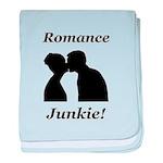 Romance Junkie baby blanket