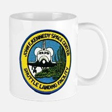 Shuttle Landing Facility Mug Mugs