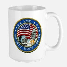 Kennedy Space Center Large Mug Mugs