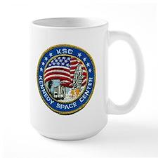 Kennedy Space Center Coffee MugMugs