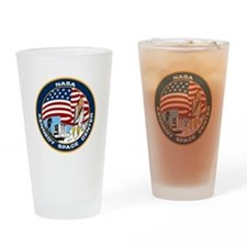 Kennedy Space Center Drinking Glass