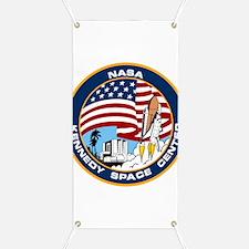 Kennedy Space Center Banner