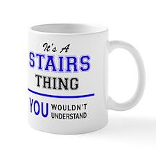 Cute Stairs Mug