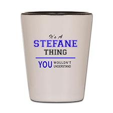 Funny Stefan Shot Glass