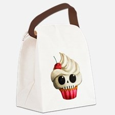 Cute Trick or treat Canvas Lunch Bag