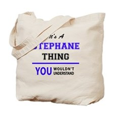 Cute Stephan Tote Bag