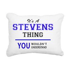 Unique Steven Rectangular Canvas Pillow