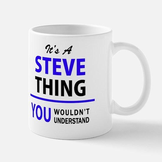 Cute Steve Mug