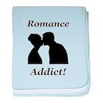 Romance Addict baby blanket