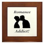 Romance Addict Framed Tile