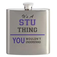 Cute Stu Flask