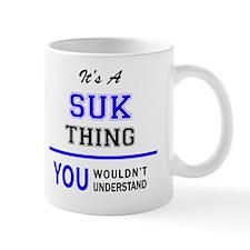Cute Suk Mug