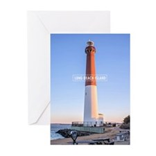 Long Beach Island - New Greeting Cards (Pk of 10)
