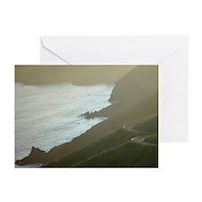 fog city san francisco Greeting Cards (6)