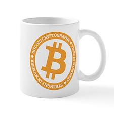 Type 2 Bitcoin Logo Mugs