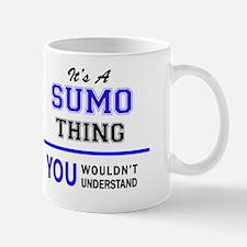 Cute Sumo Mug