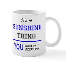 Unique Sunshine Mug