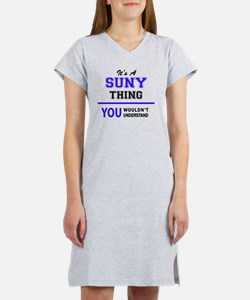 Cute Suny Women's Nightshirt