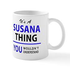 Cute Susana Mug